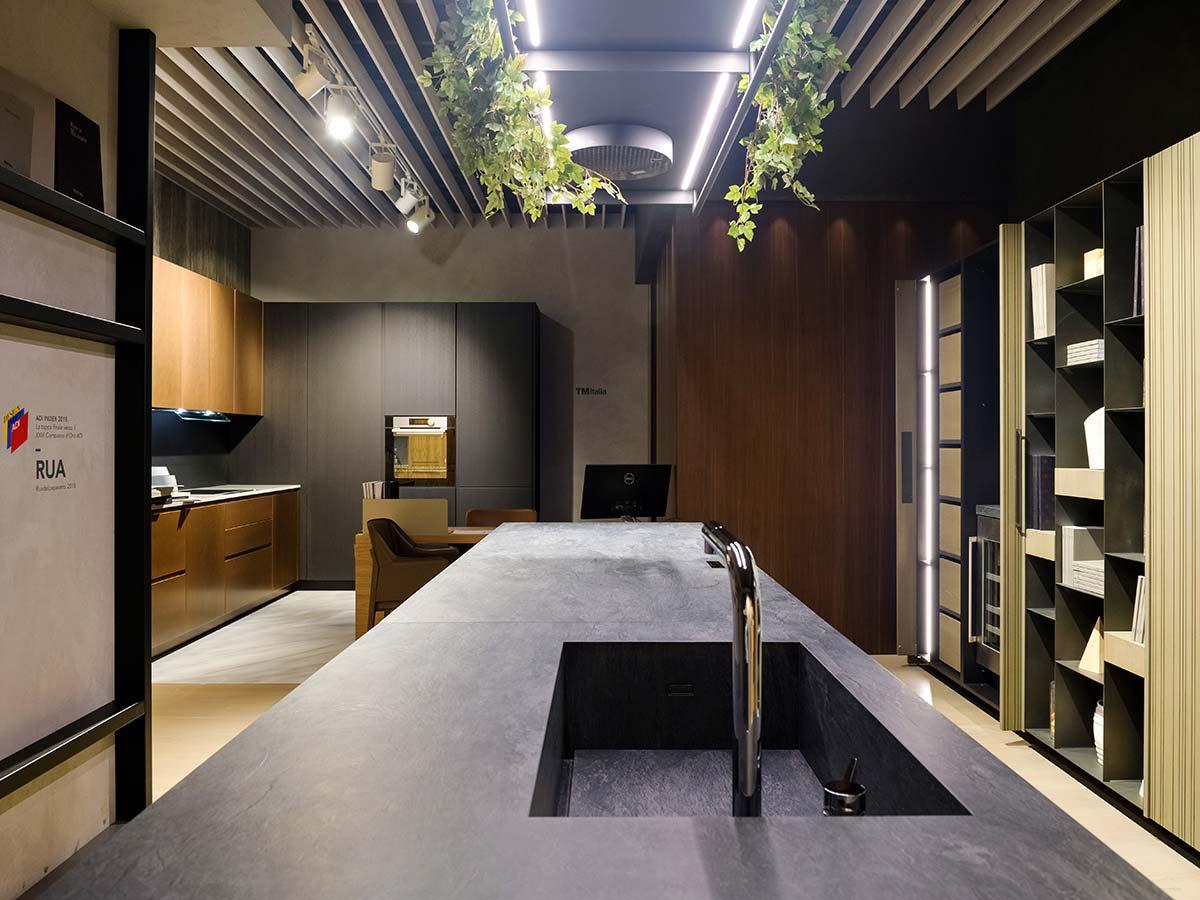 Cucina Rua, Atelier monobrand Kiev