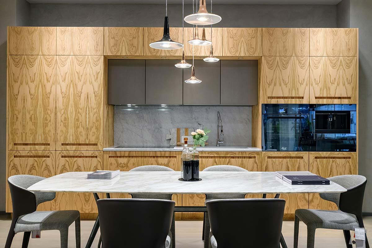 Cucina D90, Atelier monobrand Kiev
