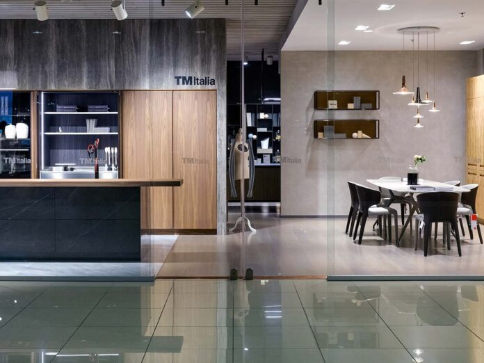 Atelier monobrand TM Italia a Kiev