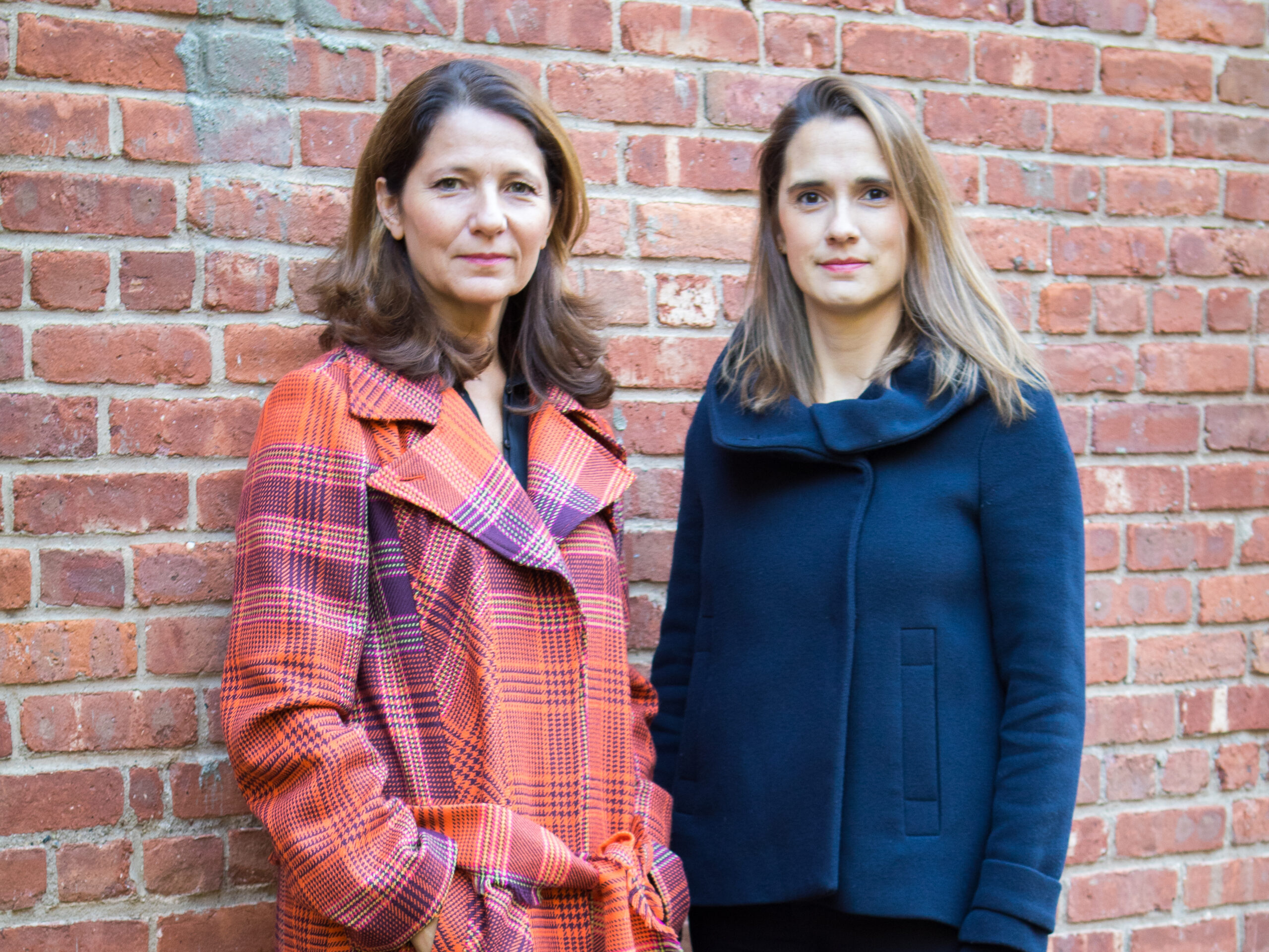 Odile Hainaut and Claire Pijoulat, co-fondatrici di WantedDesign