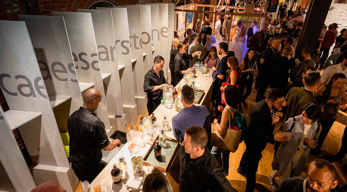 L'opening di WantedDesign Manhattan 2019