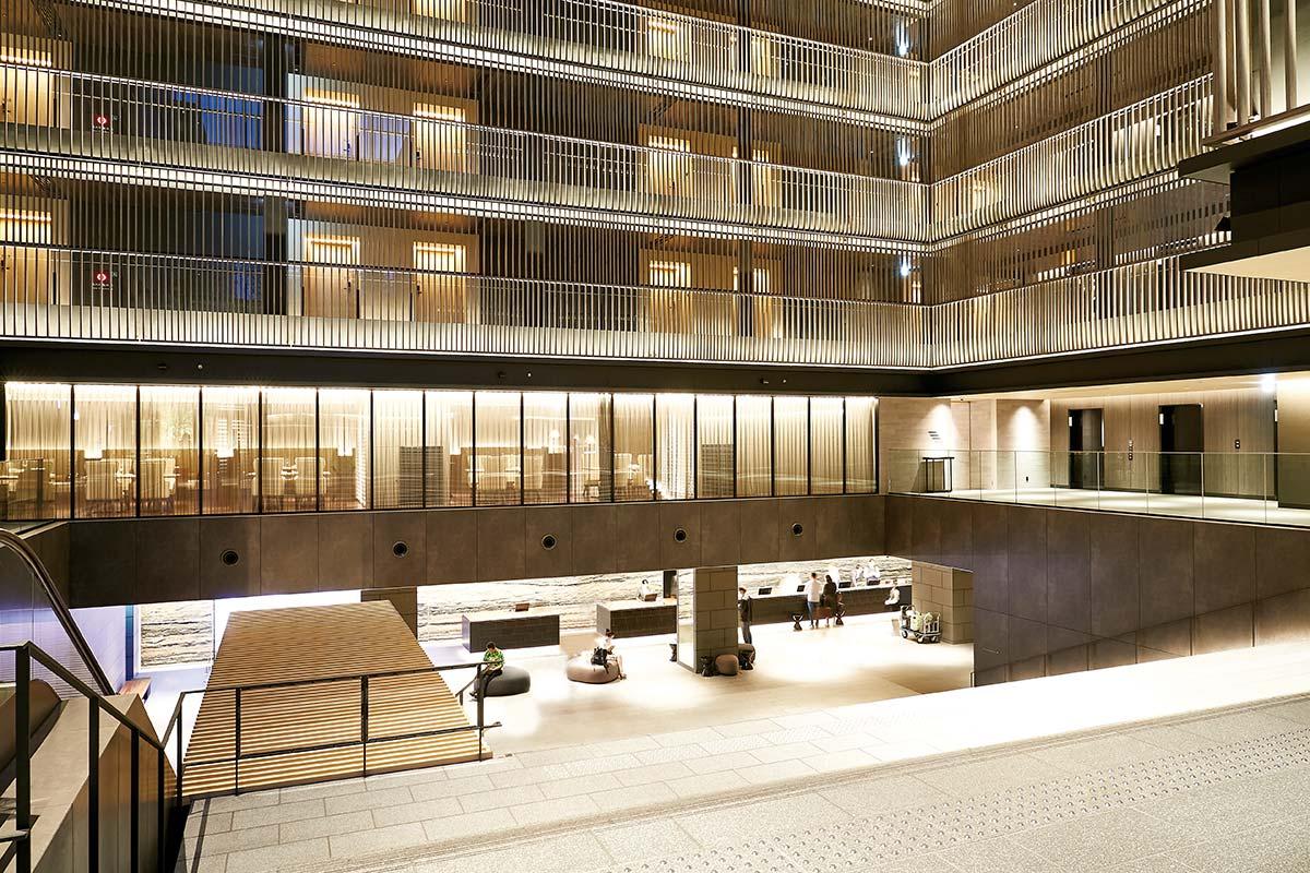 The Thousand Hotel, Kyoto, Fokos, Piombo