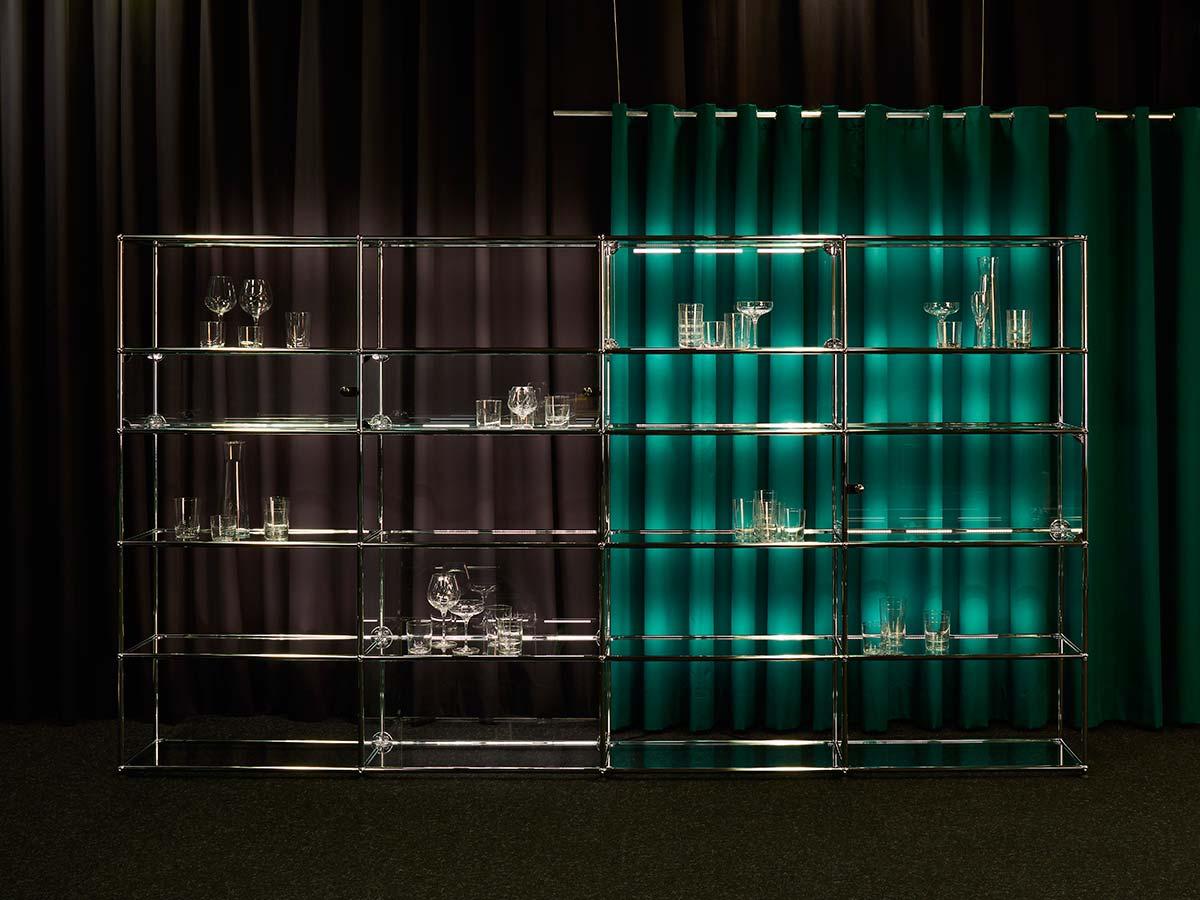 Linea Haller E, USM Modular Furniture