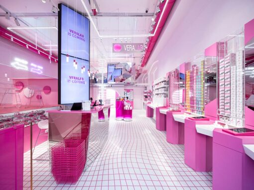 VeraLab flagship store, Milano