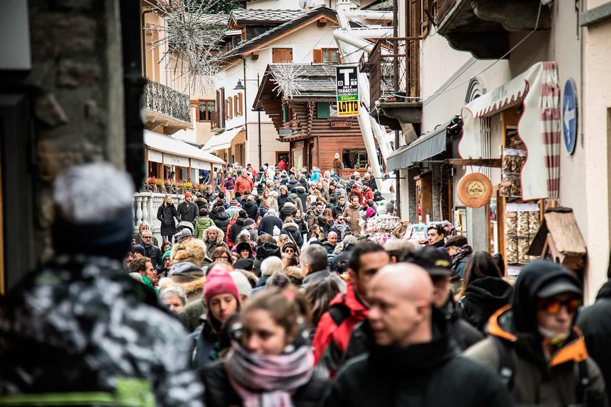 Welcome Winter 2019, Courmayeur © Evi Garbolino