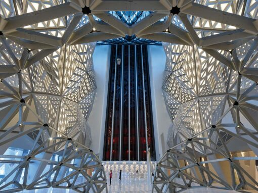 Morpheus by Zaha Hadid Architects - Photo © Virgile Simon Bertrand