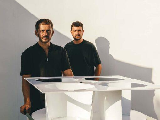 Alberto Sánchez & Eduardo Villalón - MUT Design
