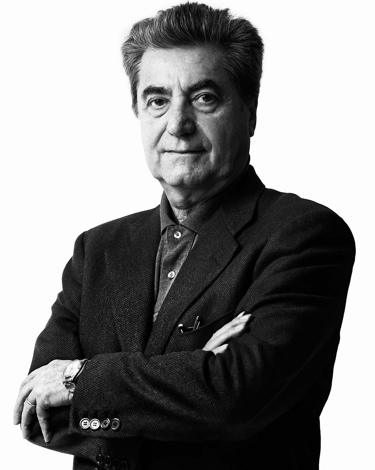 Antonio Citterio ©Stefano Ferrante