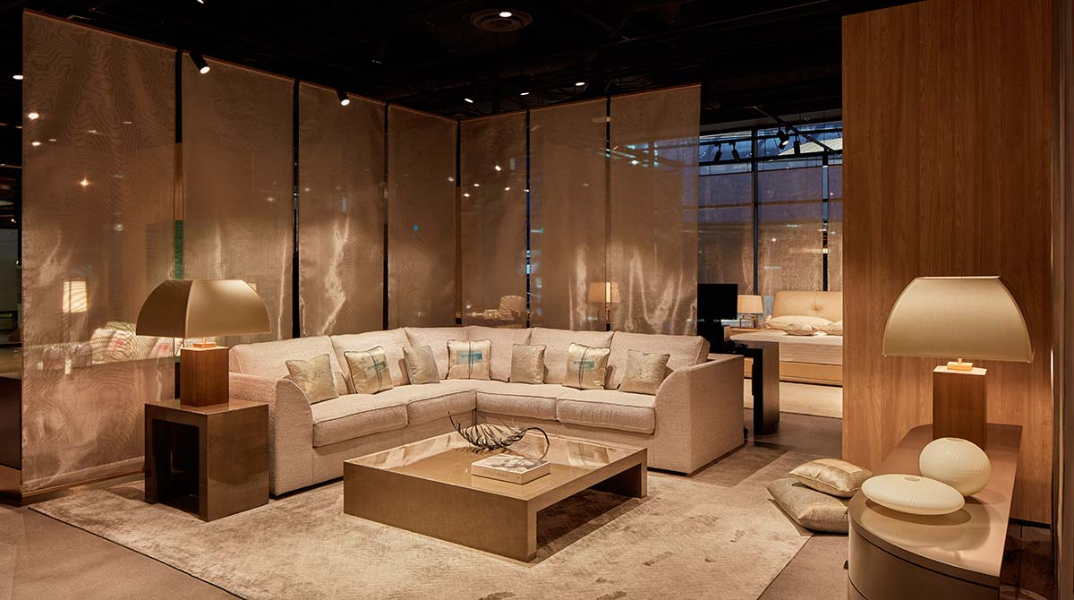 Armani/Casa showroom a PDC
