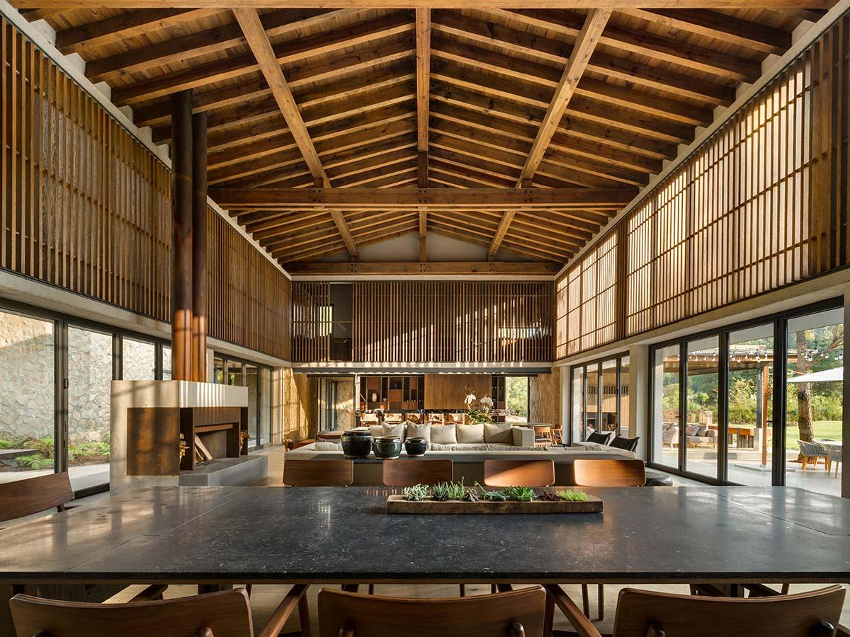 Bernardi Peschard Arquitectura - Country House Valle de Bravo