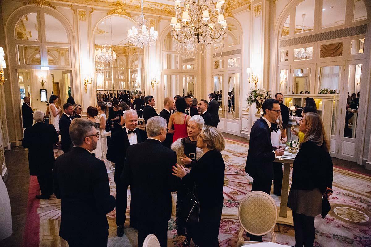 Cerimonia premiazione Créateurs Design Awards