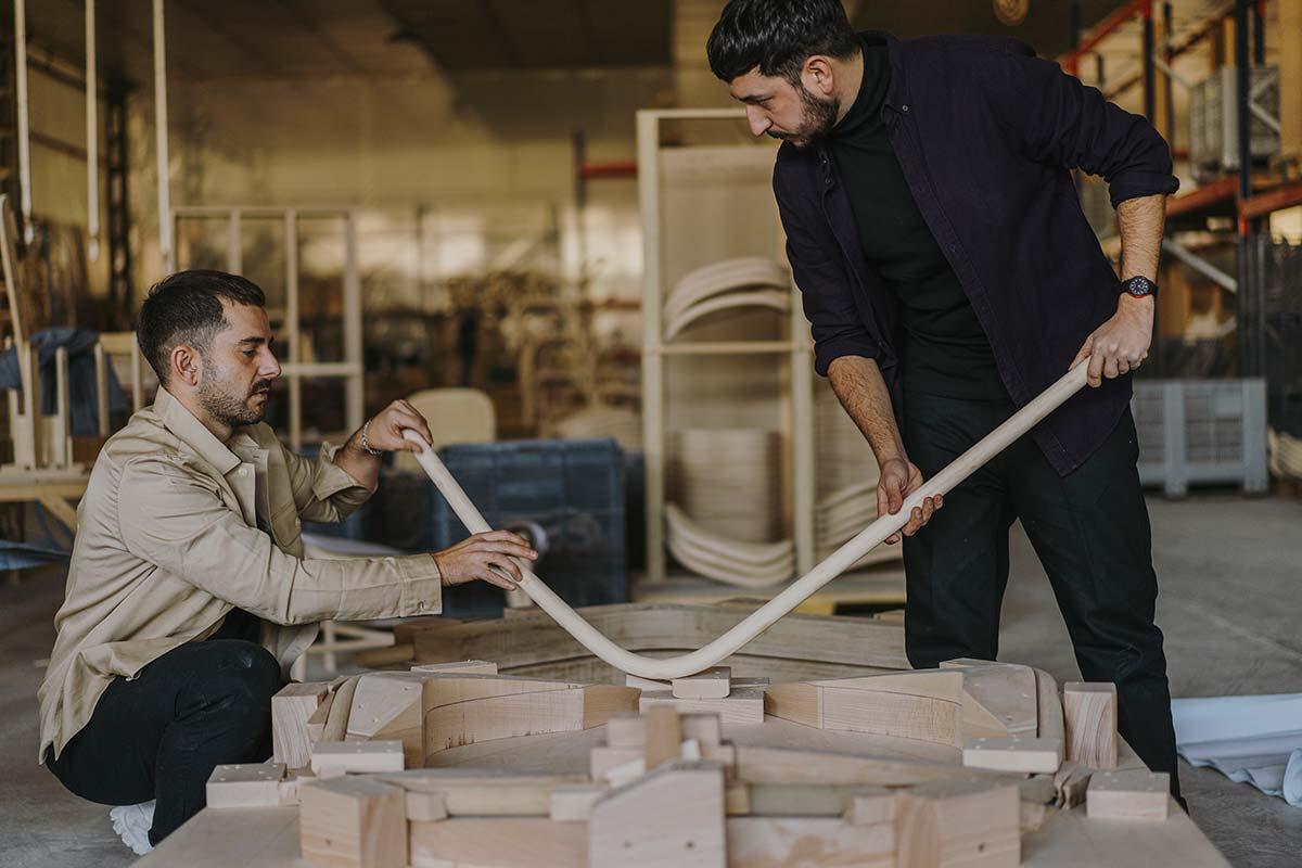 Armadillo by MUT Design, Alberto Sánchez ed Eduardo Villalón, Expormim