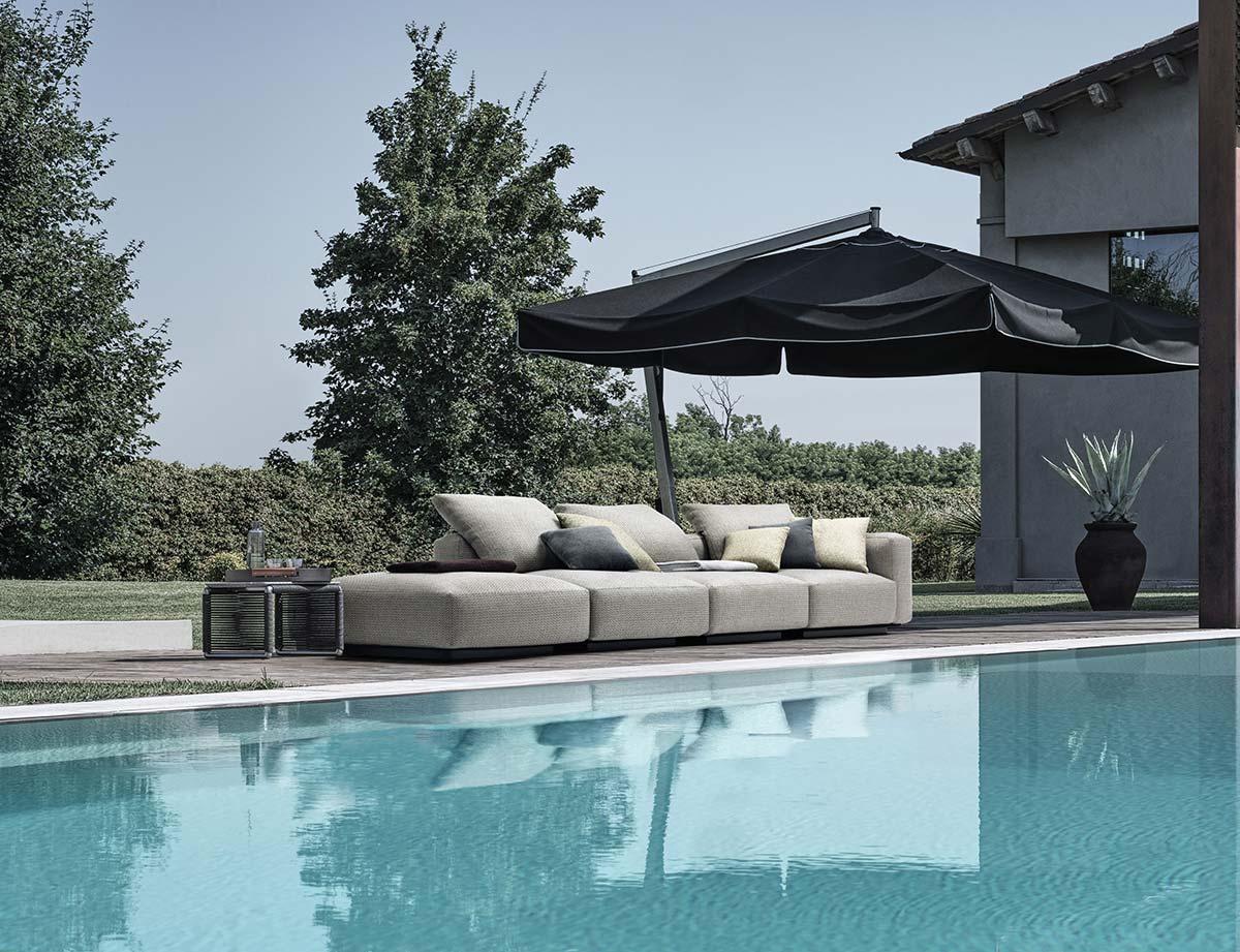 Grandemare by Flexform - Design Antonio Citterio