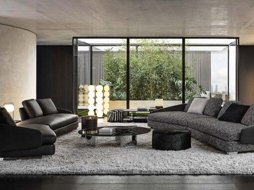 Lawson by Minotti - Design Rodolfo Dordoni