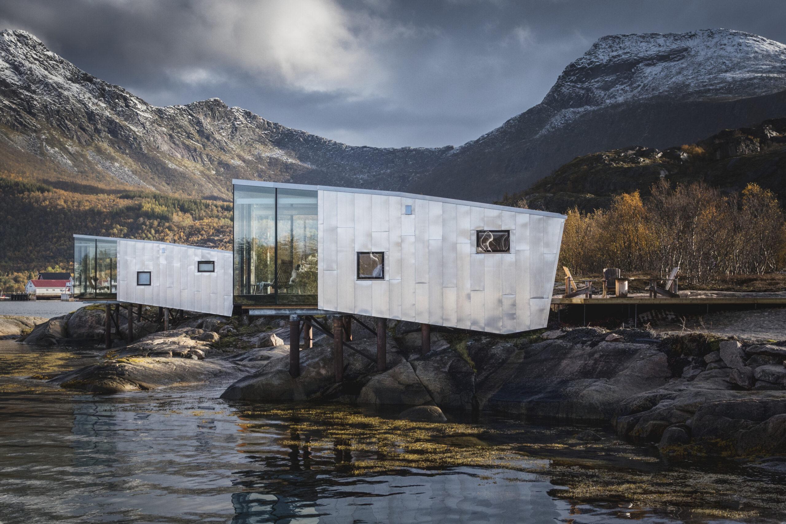 Snorre Stinessen Architecture - Manshausen 2.0