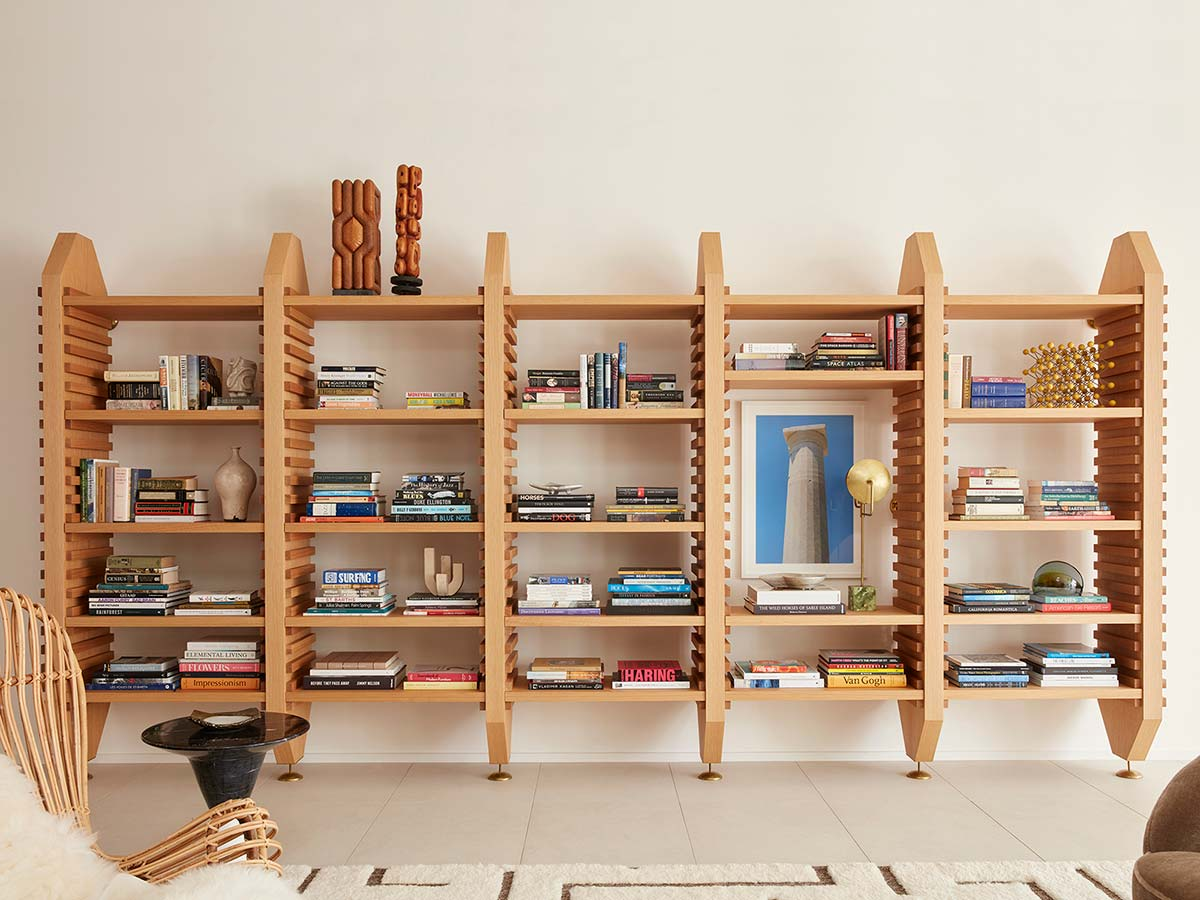 Jamie Bush - PIER Bookcase