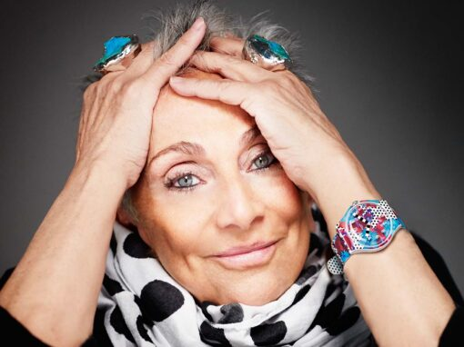 Paola Navone - Photo © Giovanni Gastel