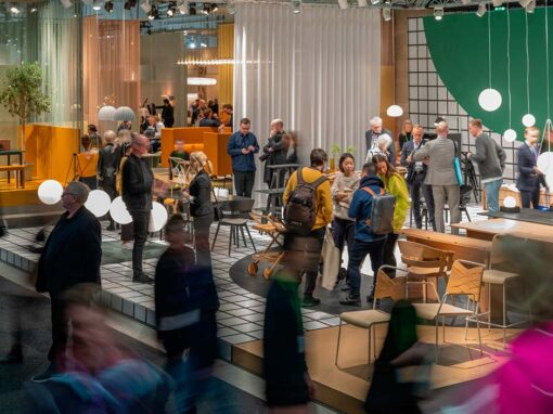 Stockholm Furniture &Light Fair © Jonas Sveningsson
