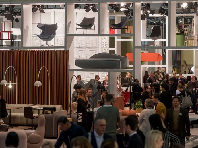 Stockholm Furniture &Light Fair