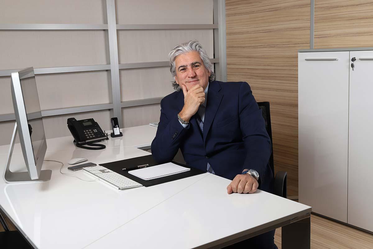 Auro Po, Amministratore Delegato e fondatore di Steel