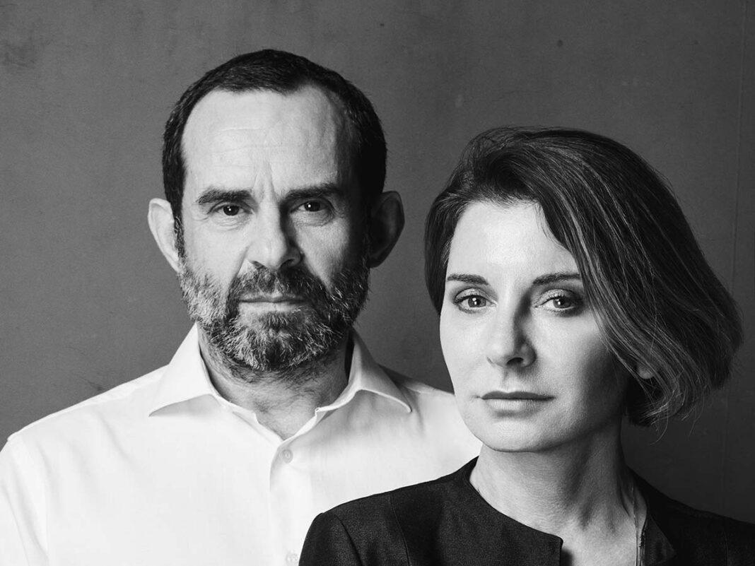 Roberto Palomba & Ludovica Serafini - Photo © Carlo William Rossi + Fabio Mureddu