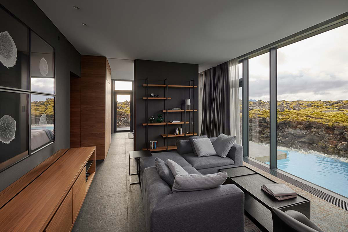 Lagoon Suite - The Retreat, Blue Lagoon, Iceland