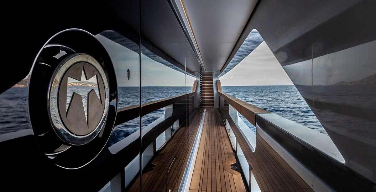 Yacht Baglietto