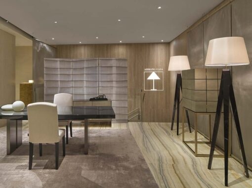 Armani/Casa, Store a Parigi