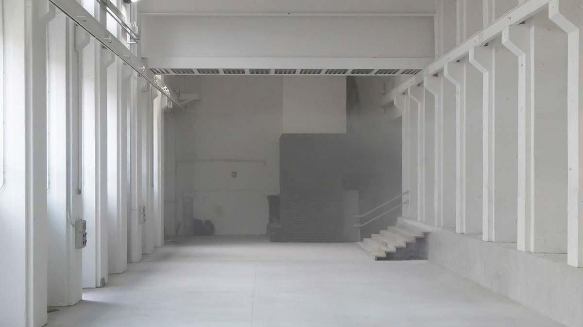 Base cantiere off/lab, ©Andrea Losa