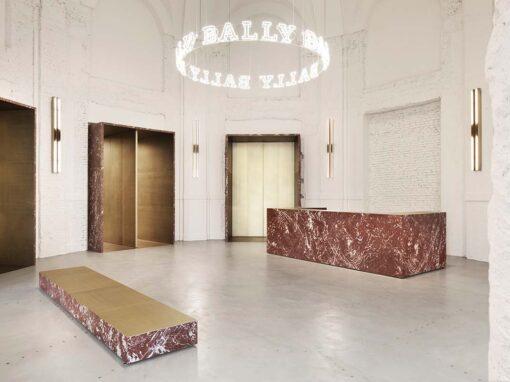 Bally, Milan