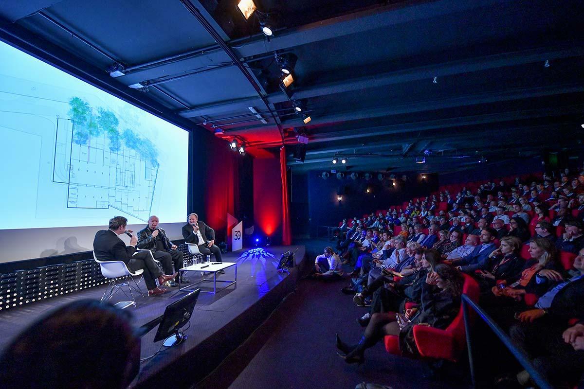 Conferenza Mipim ©V DESJARDINS -IMAGE&CO