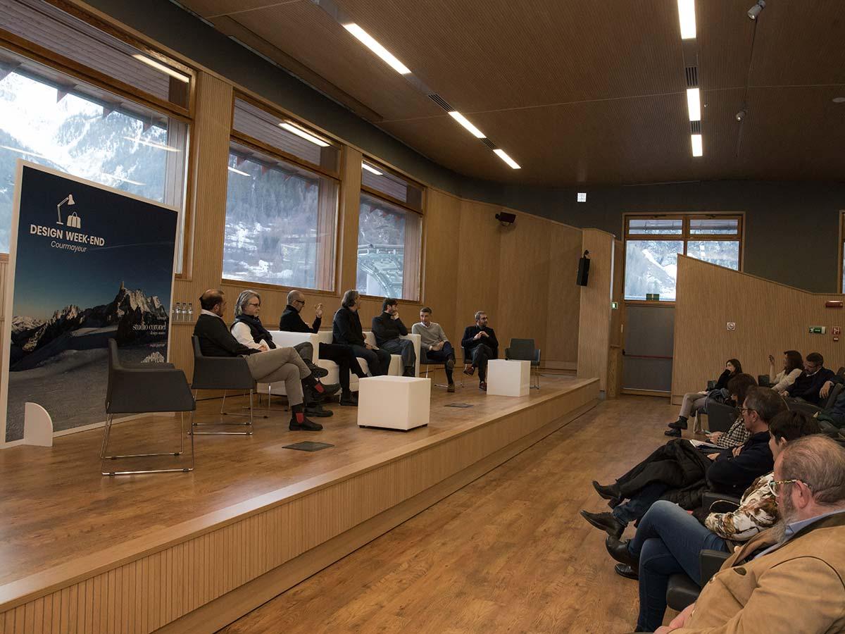 Talks Courmayeur Design Weekend