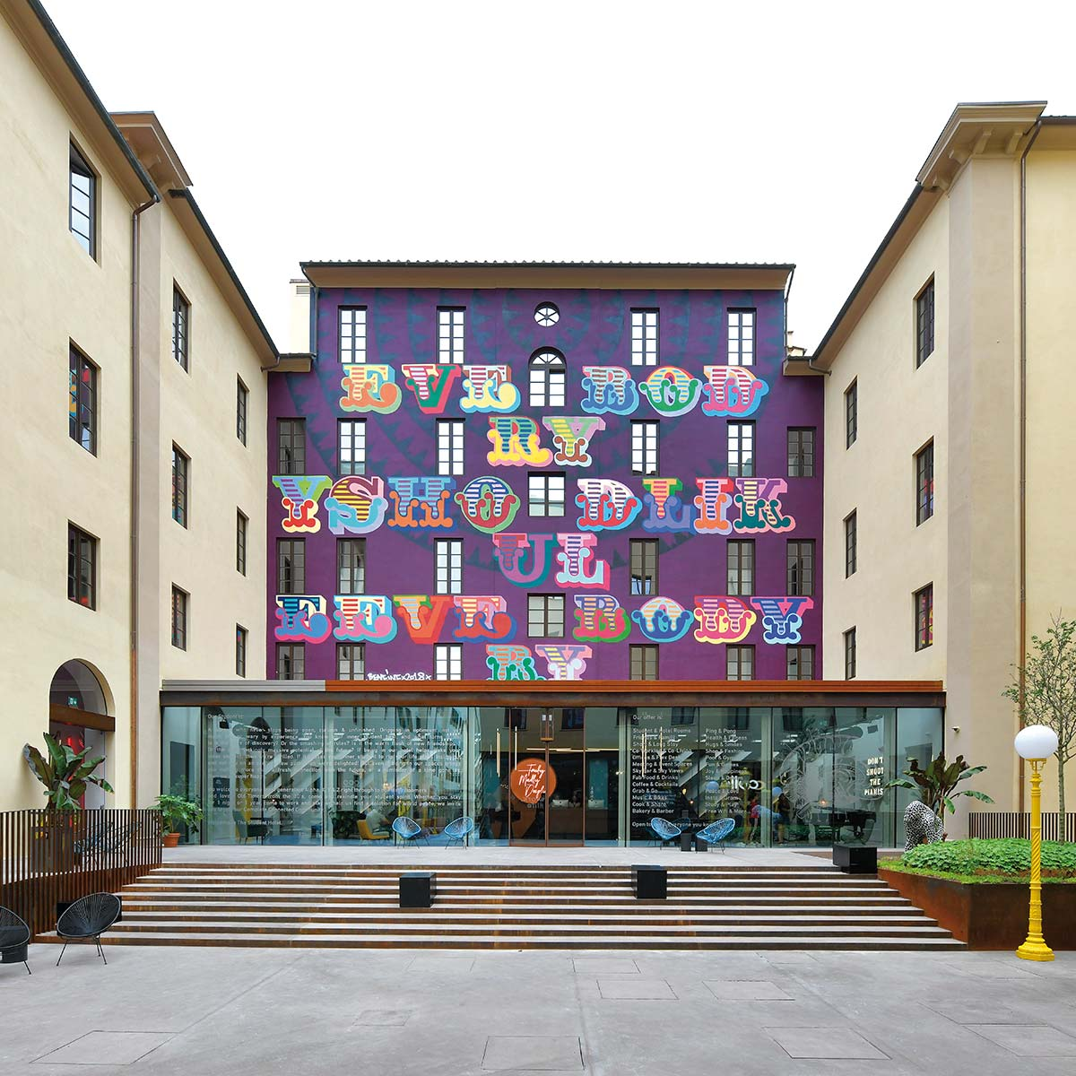 Florence Lavagnini, The Student Hotel Group