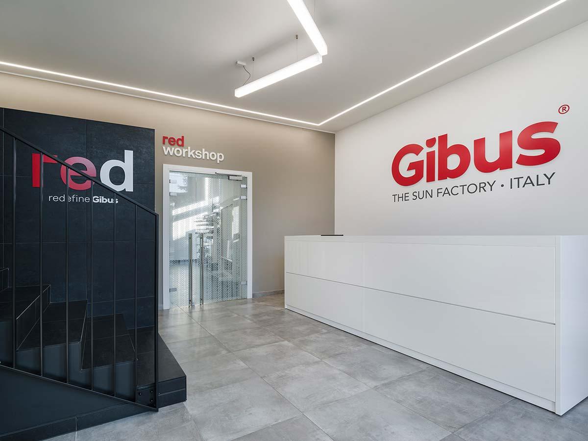 Gibus, headquarters