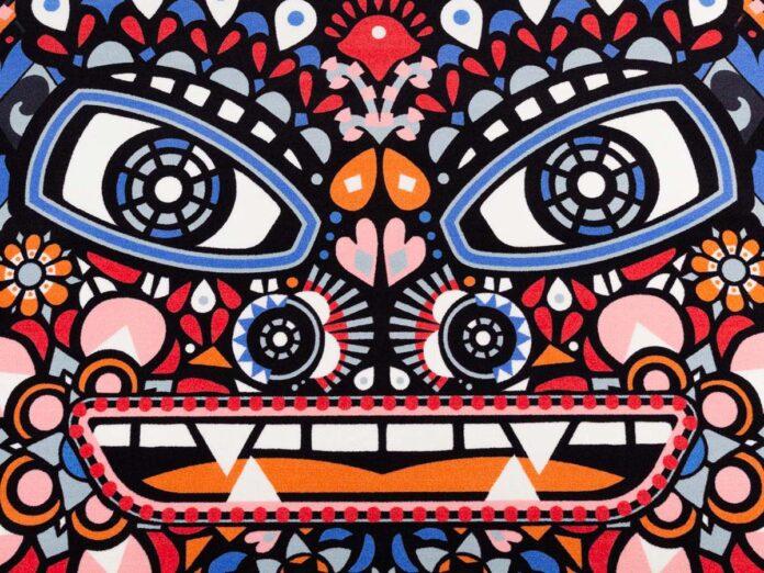 Monster Carpet di Moooi Carpets