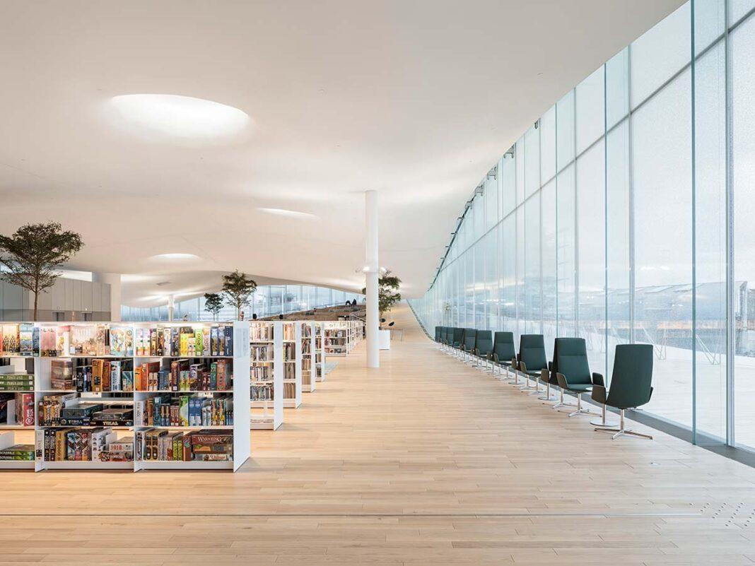 Oodi Central Library, Helsinki