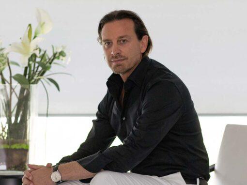 Matteo Nunziati, new Creative Director Rubelli Casa