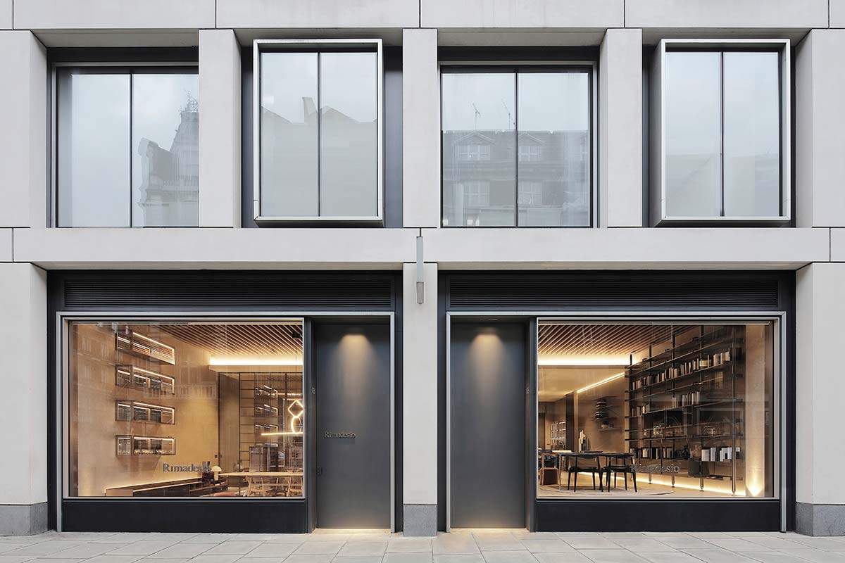 Rimadesio flagship store, London