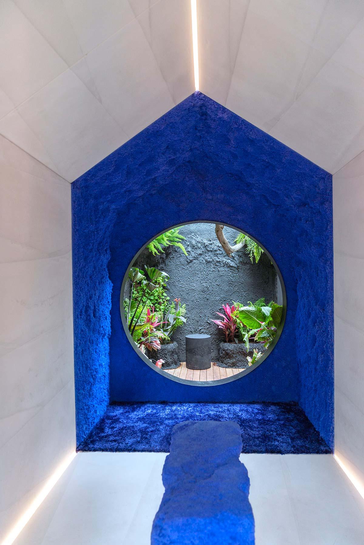 Tiny House by Fernando Mastrangelo Studio at Design Pavilion