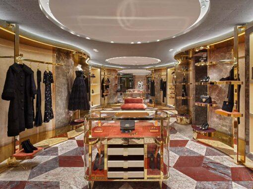 Dolce&Gabbana - Rue du Faubourg Saint-Honoré, Paris