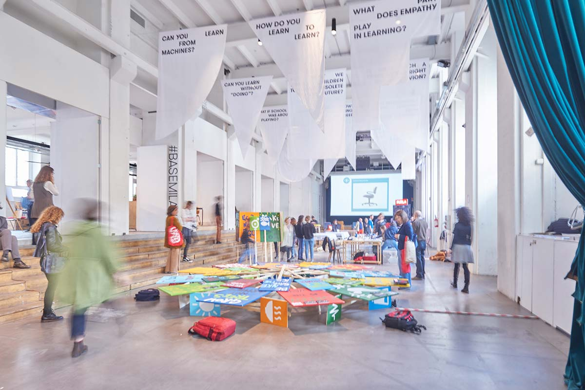 Base Milano Design Week 2019 ©Roar Studio
