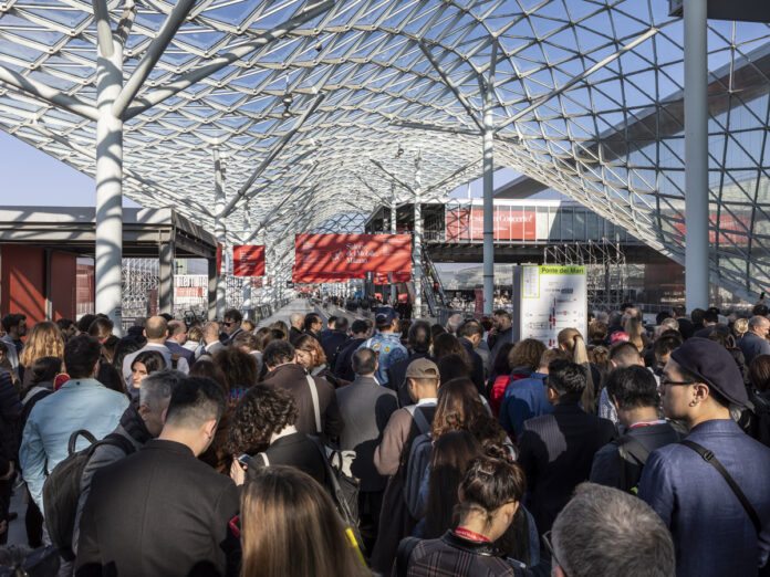 Salone del Mobile in June Salone del Mobile.Milano