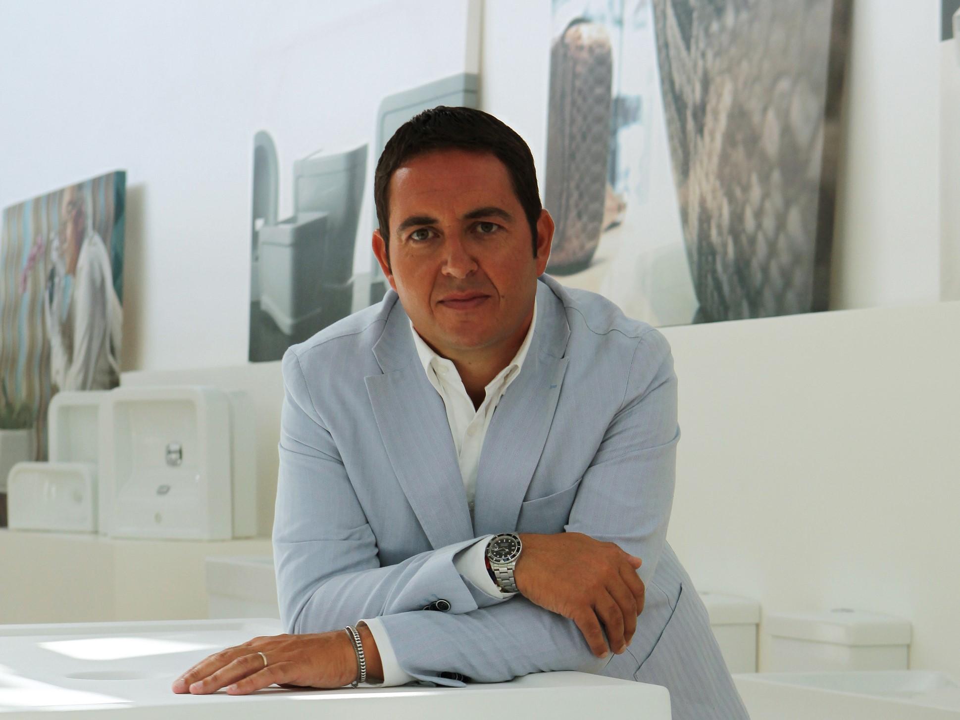 Alessio Coramusi, Amministratore Delegato di Ceramica Cielo