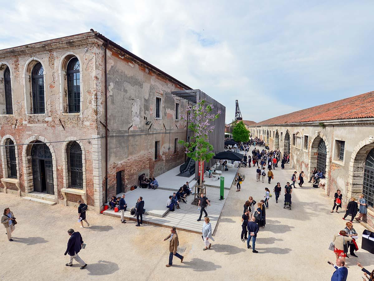 Arsenale, Photo by © Andrea Avezzù, Courtesy of La Biennale di Venezia