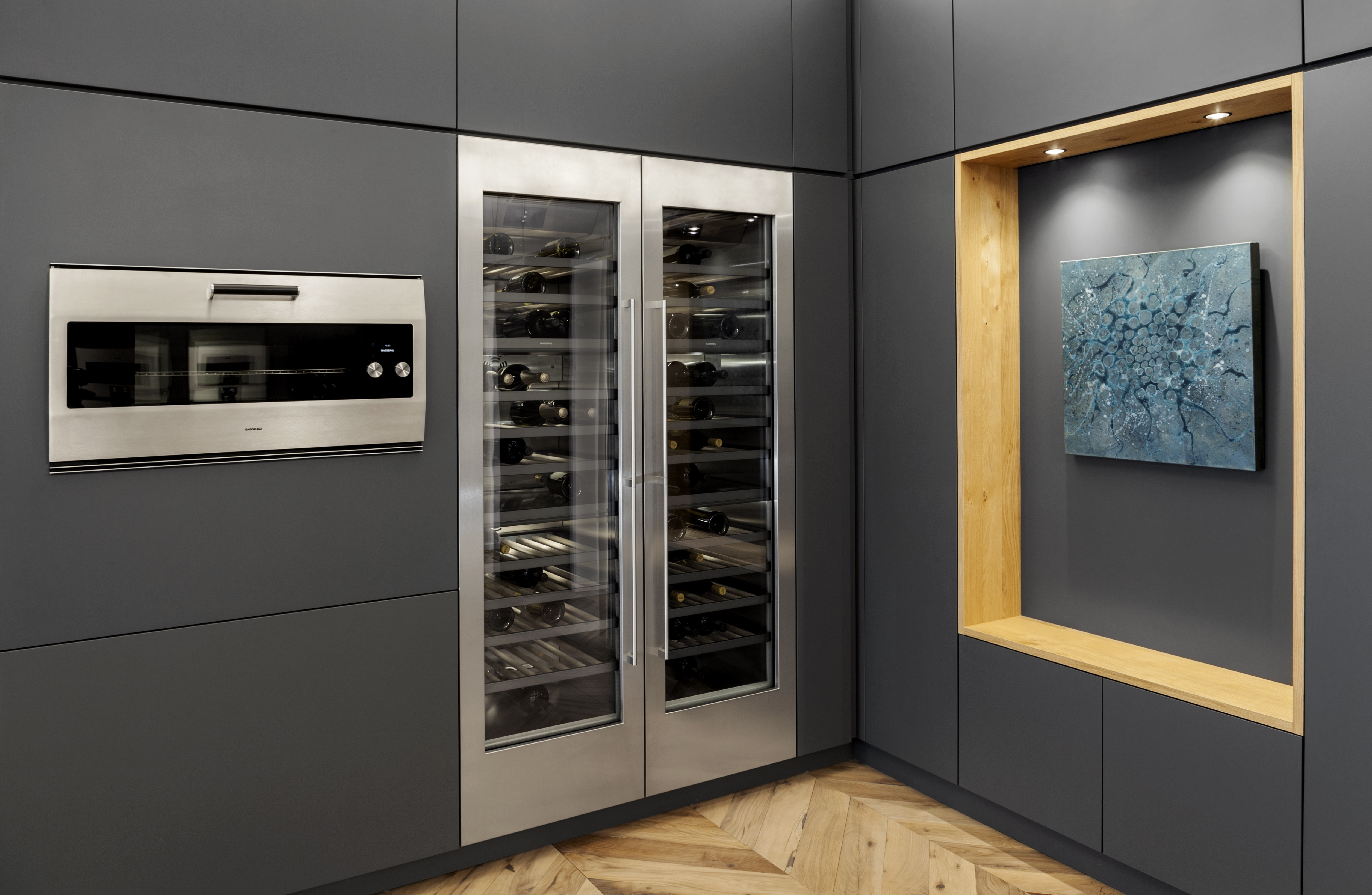 Showroom Roma, Gaggenau