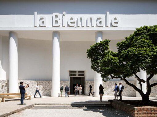 Padiglione Centrale, Giardini, Photo by © Francesco Galli, Courtesy of La Biennale di Venezia