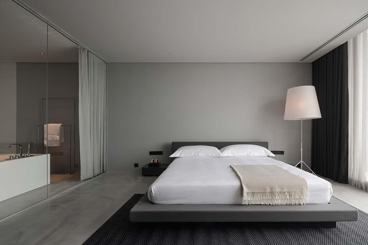 Guestroom, Hotel Bocage