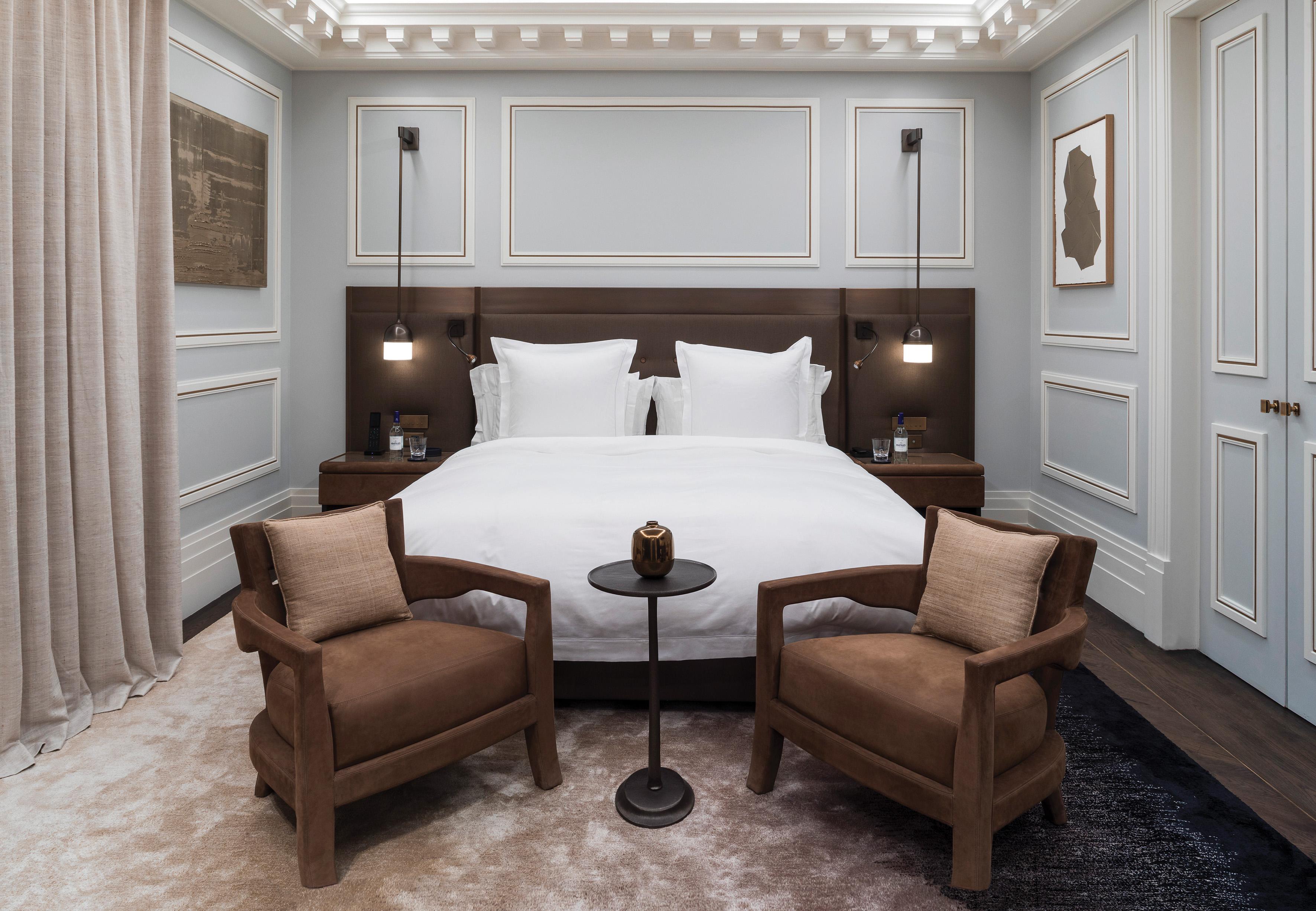 Guest Room Hotel Particulier Villeroy