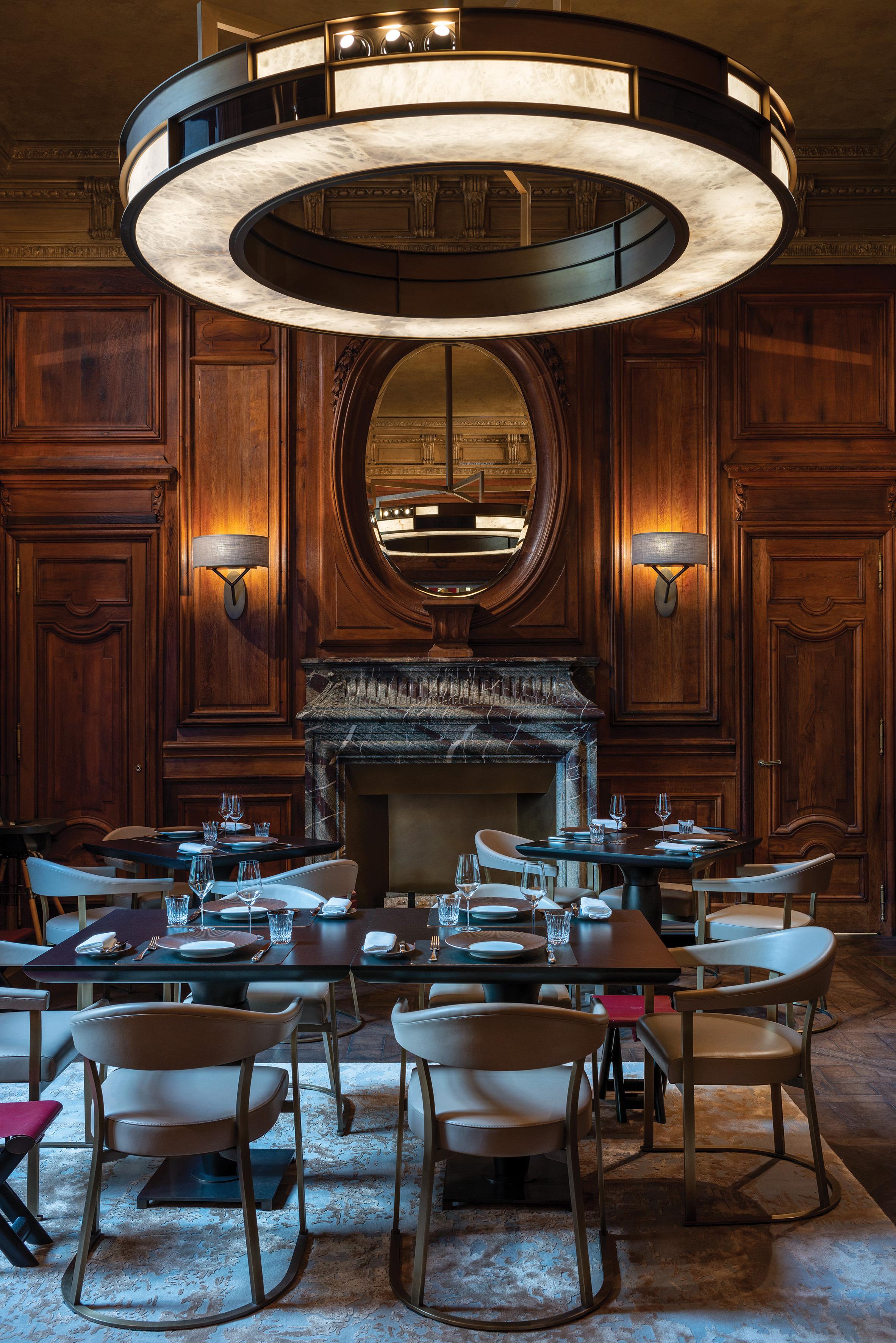Lounge Hotel Particulier Villeroy