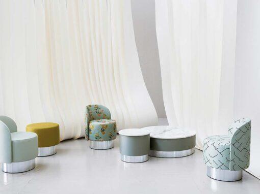 Pastilles by Tacchini - Design Studiopepe